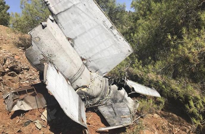 Gaziantep'te bulunan enkaz Rus füzesi çıktı!
