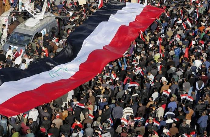 Basra'da başladı 8 eyalete yayıldı