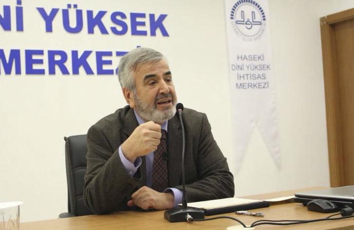 İstanbul Müftüsü, tarikat ve cemaatlerin denetlenmesini istedi