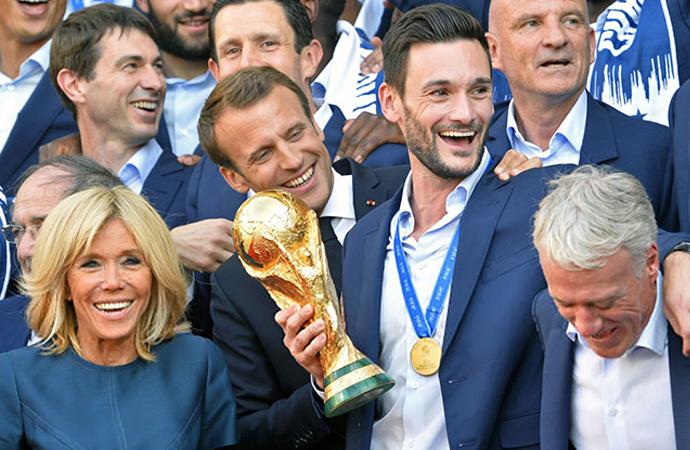 Kupayı kazanan Fransa mı yoksa göçmenler mi?