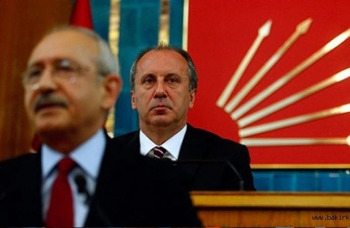 CHP'li 59 il başkanının 'vazgeçin' talebine, İnce'den yanıt