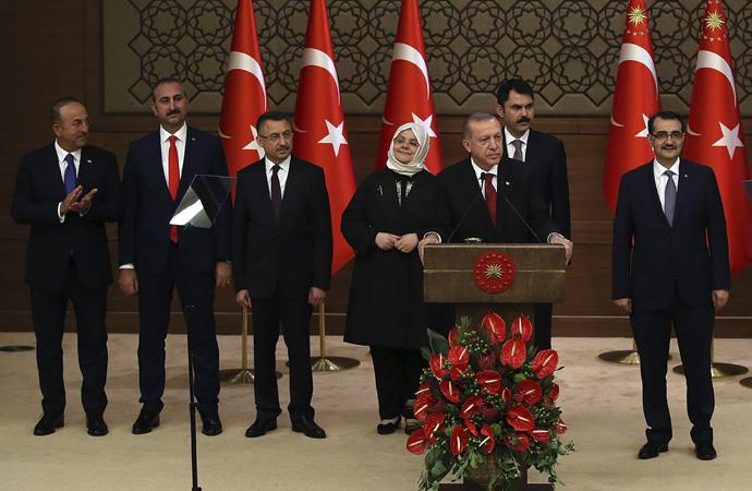 Erdoğan: 'Demokratik dönüşüm tamamlandı'
