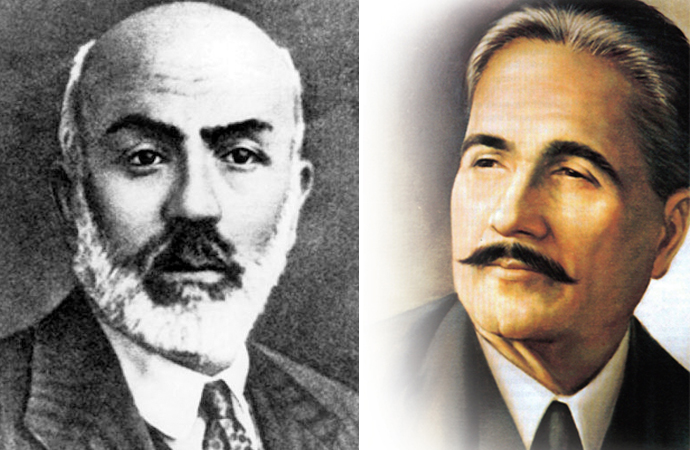Aynı çağın iki şairi Akif ve İkbal tanışmış mıydı?