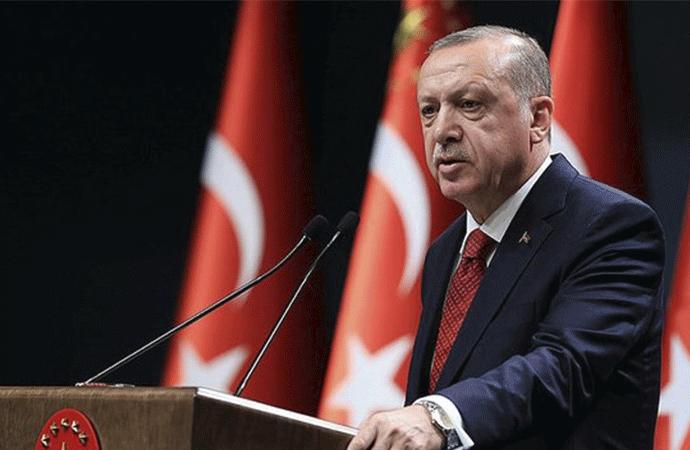 Erdoğan: 'Türkiye, 15 Temmuz'da Demokrasinin şerefini kurtardı'