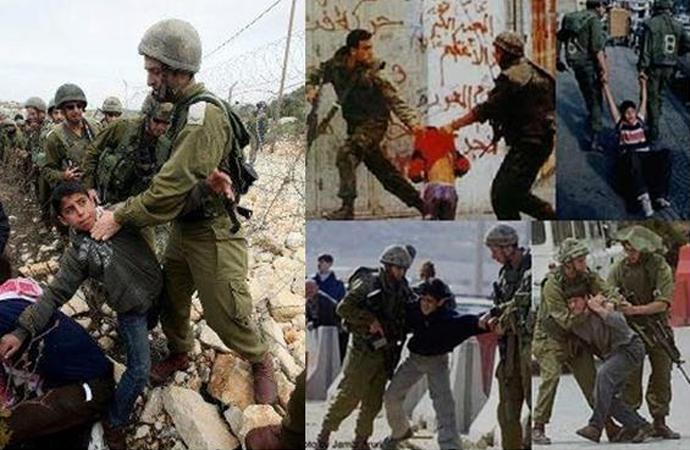 """İsrail'e """"Çocukları hedef alma"""" çağrısı"""