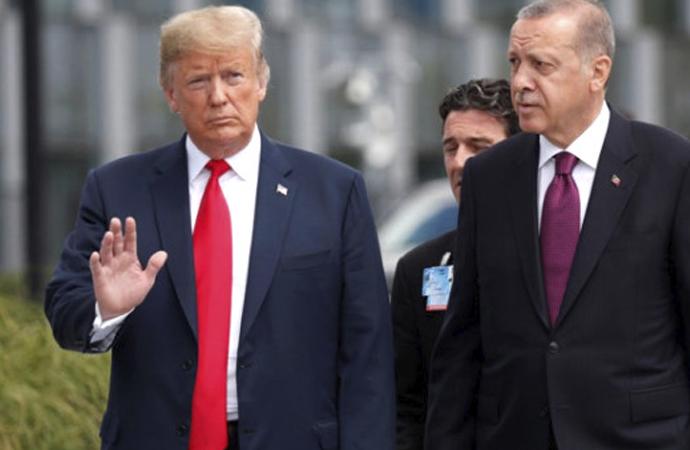 Trump, Amerikalı Papaz'ın bırakılmasını istedi