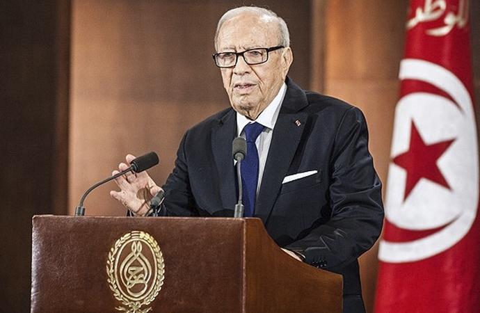 Tunus cumhurbaşkanı: 'Tunus, dini referans almıyor'