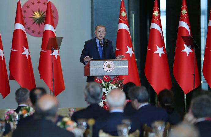 Erdoğan: 'Serbest Piyasa kurallarından taviz verilmeyecek'