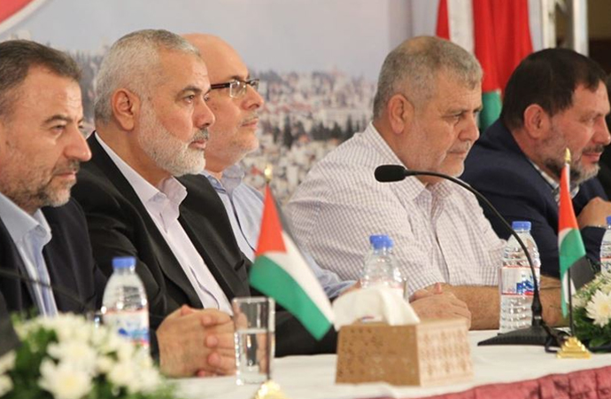 Hamas ve Filistinli gruplar 3 konuda istişareyi sürdürüyor