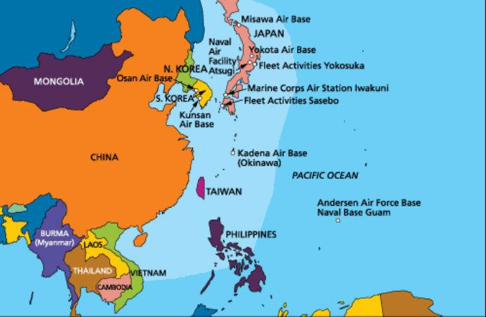 3. Dünya Savaşı, Pasifik'te çıkabilir mi?