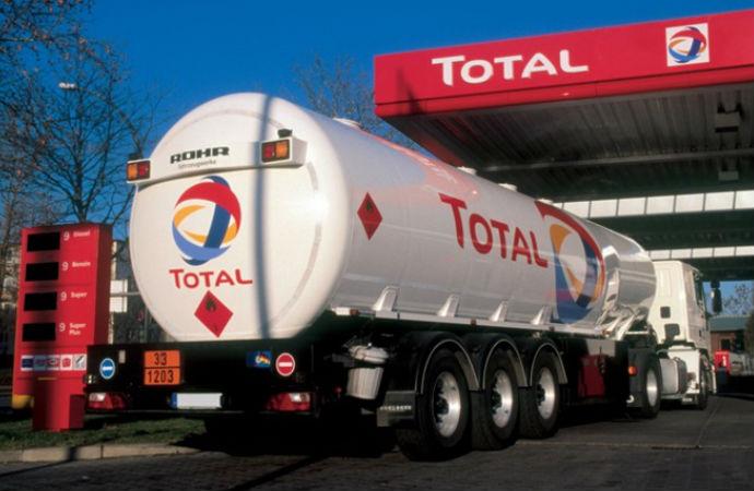 Fransız petrol şirketi Total, İran'dan çekildi