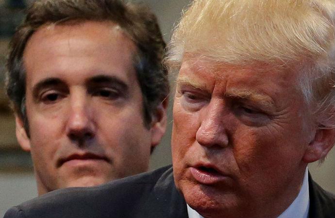 Eski avukatı Cohen, suçlamaları kabul etti