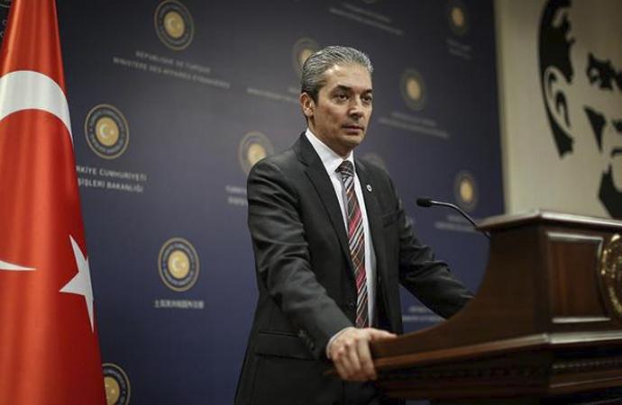 'Türkiye, AB'ye üyelik yolunda ilerleyecek'
