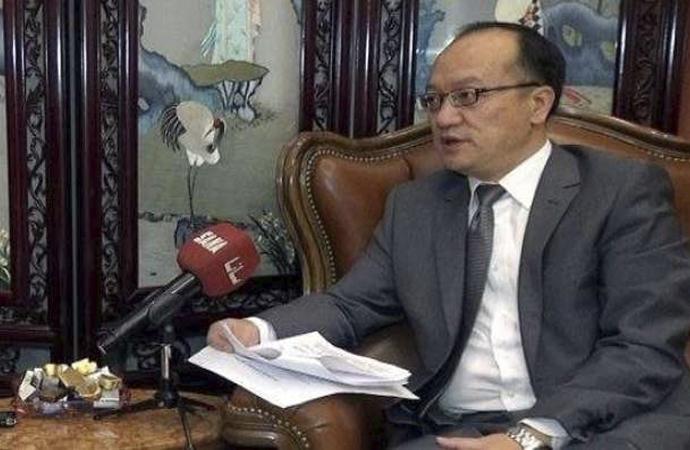 Çin'den Esad'a askeri destek teklifi