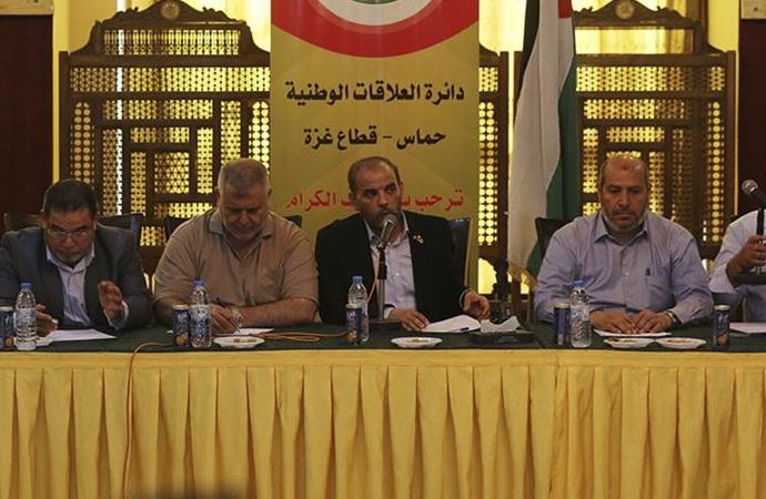 Filistinli gruplardan 'Ulusal Ortaklık ve Uzlaşı' vurgusu