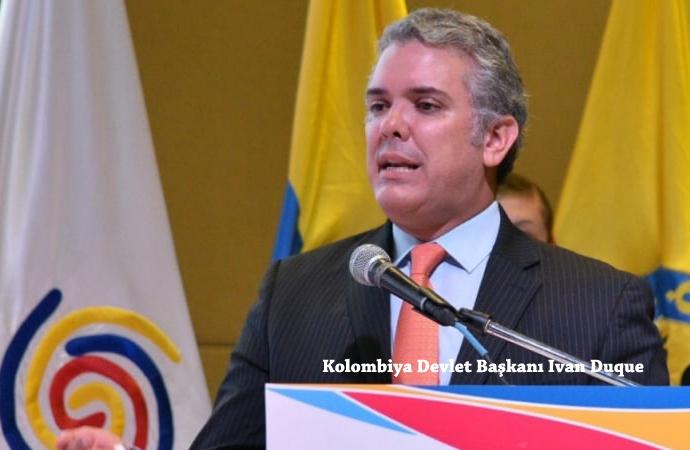 Kolombiya'da 'Filistin'i tanıma' tartışması