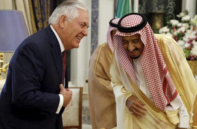 Flaş iddia: Suudi Arabistan ve BAE, Katar'ı işgal edecekti!