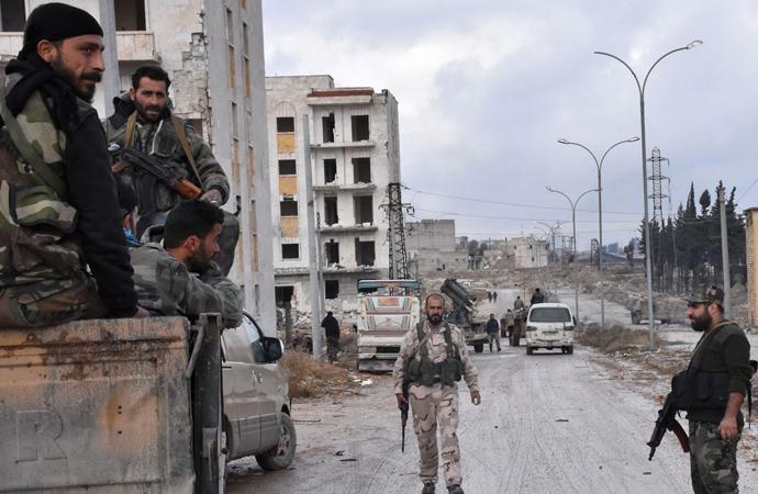 Suriye'de rejim gençleri zorla silah altına alıyor