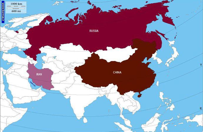 ABD'nin stratejik hedefi Asya'nın yükselişi mi?