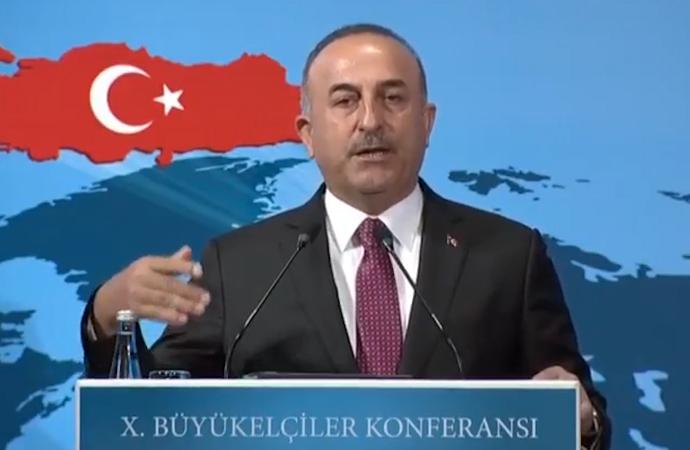 Çavuşoğlu: Dostluk ilişkilerimize, NATO ilişkilerine sadık kalmalarını bekliyoruz…