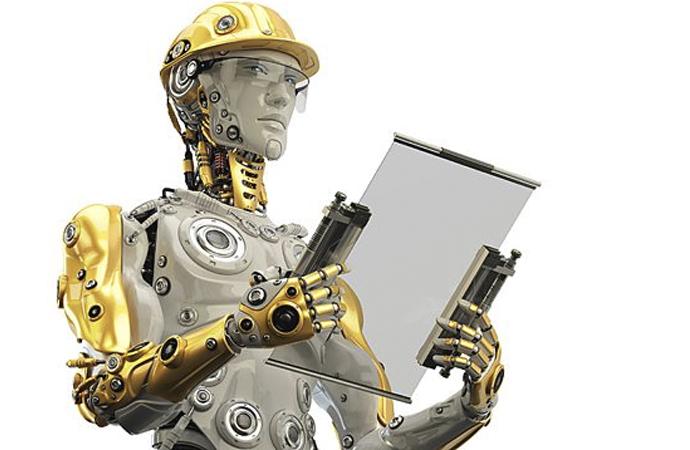 Robotun hakkı mı olurmuş?