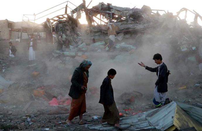 Yemen'de bitmeyen trajedi