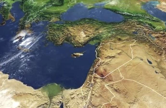 Doğu Akdeniz'in Gerçek Rengi 'Doğalgaz' Mavisi mi?