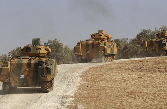 TSK, İdlib'de askeri varlığını artırıyor