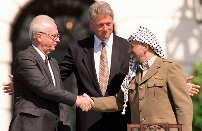 'Oslo anlaşması' çıkmazında Filistin Devleti
