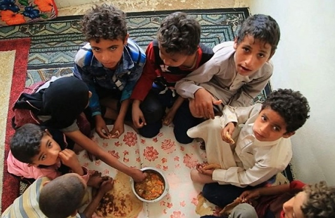 Yemen'de açlık tehdidi yaşayan çocuk sayısı 6 milyona çıktı