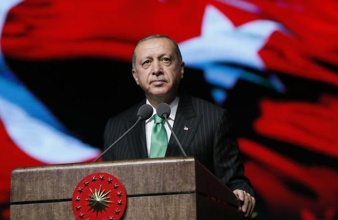 Erdoğan: 'Bizde kriz mriz yok, bunlar manipülasyon'