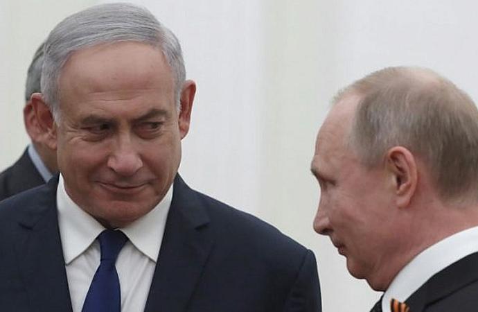 Rus Savunma Bakanlığı İsrail'i suçladı, Putin yumuşattı
