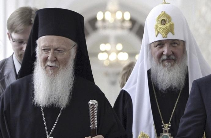 Ortodoks kiliseleri bölünmenin eşiğine geldi