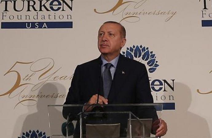 Erdoğan'ın konuşmasında Kudüs vurgusu