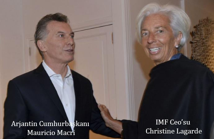 Arjantin IMF görüşmeleri başladı