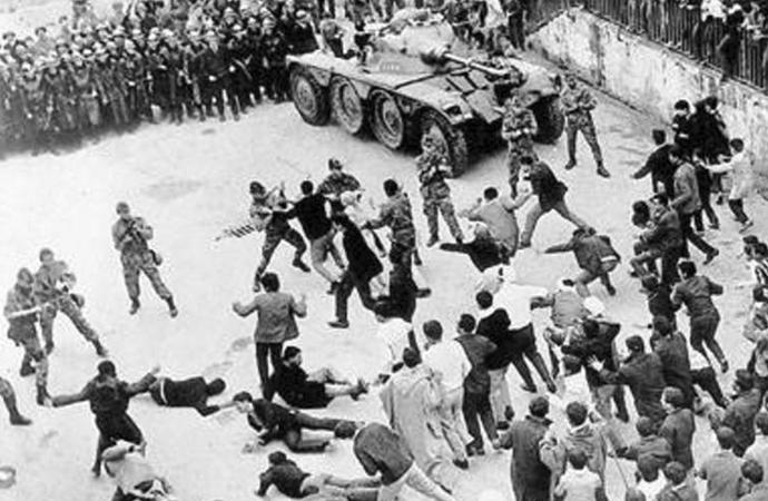 Fransa'nın 132 yıllık suçlarını Cezayir ortaya dökecek
