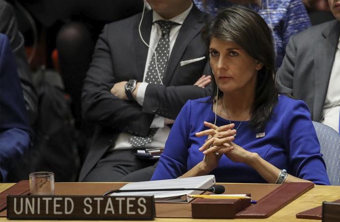 'ABD, Esad'ı istifaya zorlamayacak'