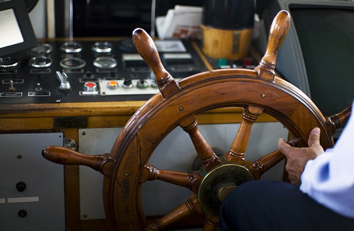 Kim Kimin Gemisinde?