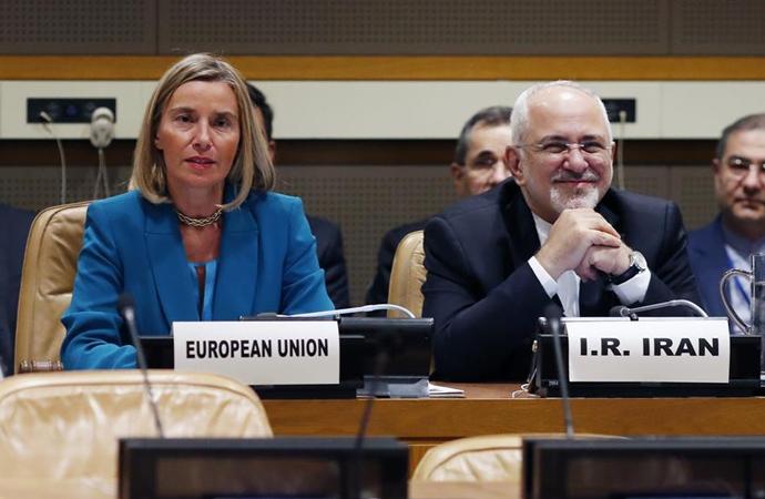 Avrupa ile İran arasında yeni anlaşma