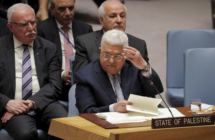 Hamas: Filistin halkının iradesi Abbas'ın temsil edemeyeceği kadar büyük