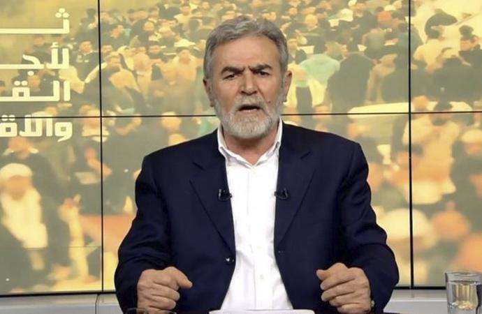 Filistin'de İslamî Cihad'ın yeni lideri Ziyad en-Nehhale