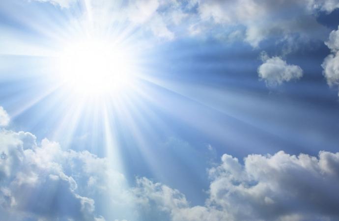 Batan güneş yine güneş olarak doğacaktır!
