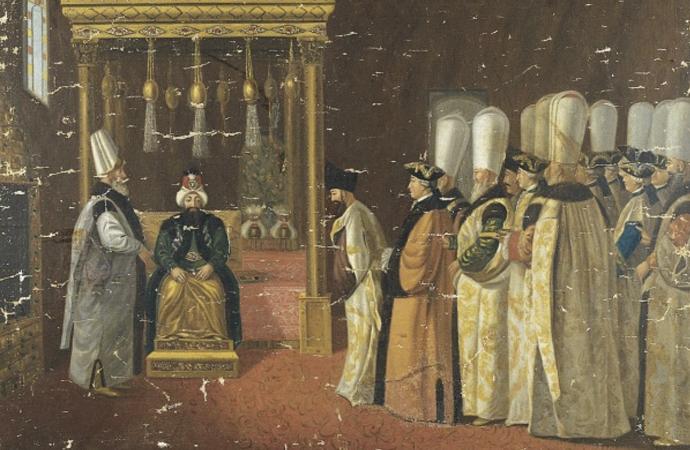Vaktiyle, Fransa'nın elçileri Kanuni'ye gelmişti…