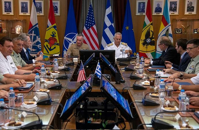 ABD, Yunanistan'dan daha fazla askeri üs talep etti