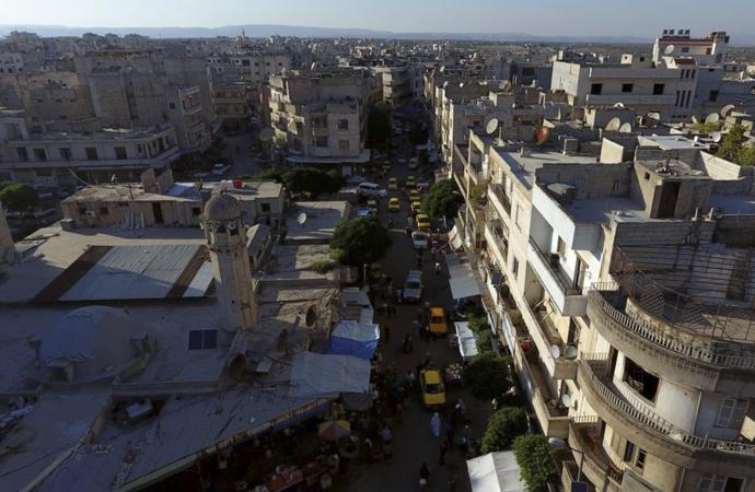 İdlib'te sivilleri çıkarmak için koridor çalışması