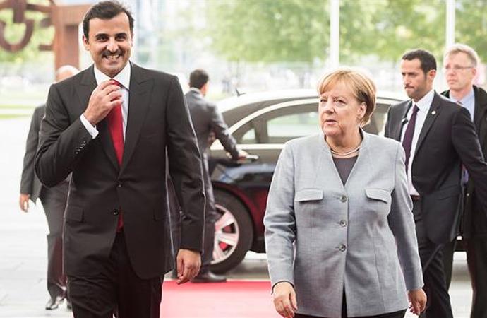 Katar'dan Almanya'ya büyük yatırım
