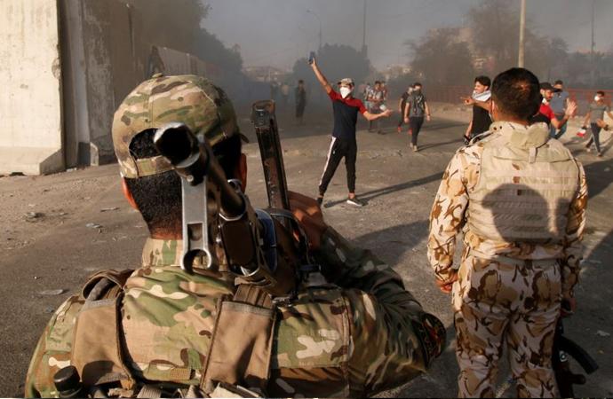 'Dünya, Basra konusunda endişelenmeli'