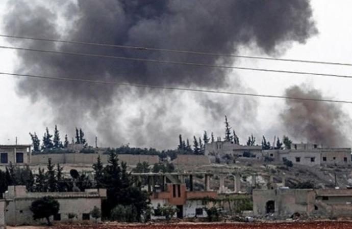 İdlib'te bombardıman, Kudüs'te gasp!