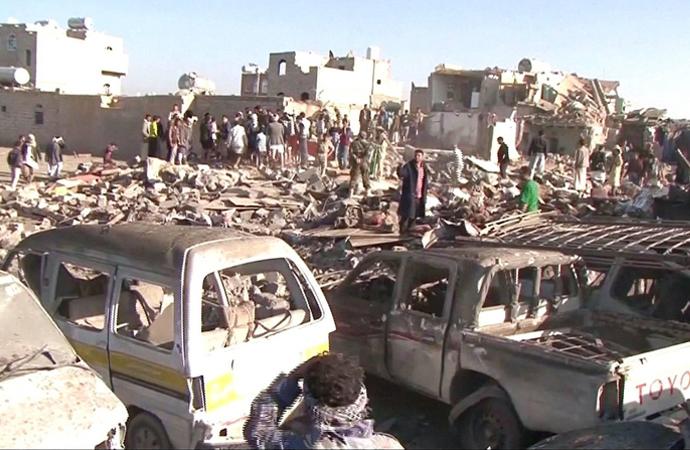 'Yemen'deki savaş bilerek unutturuldu'