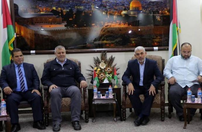 Hamas, Filistinli gruplarla istişarelerini sürdürüyor